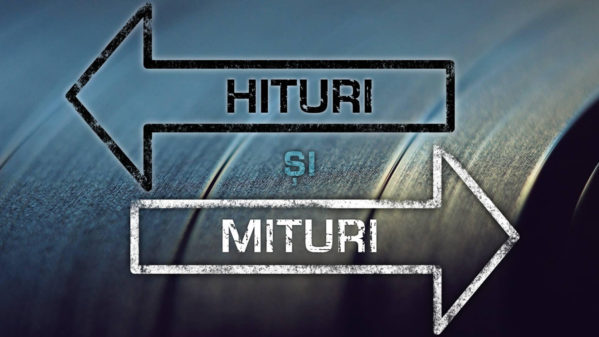 Hituri si Mituri cover