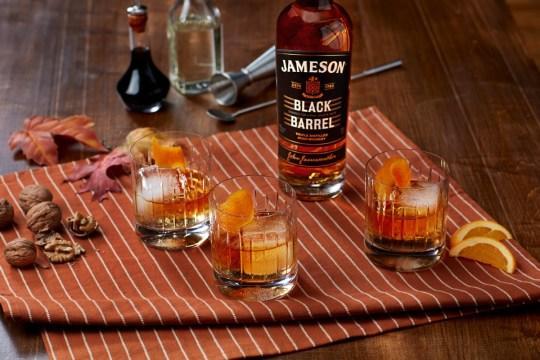 Jameson Black Barrel Image 1259 59e0