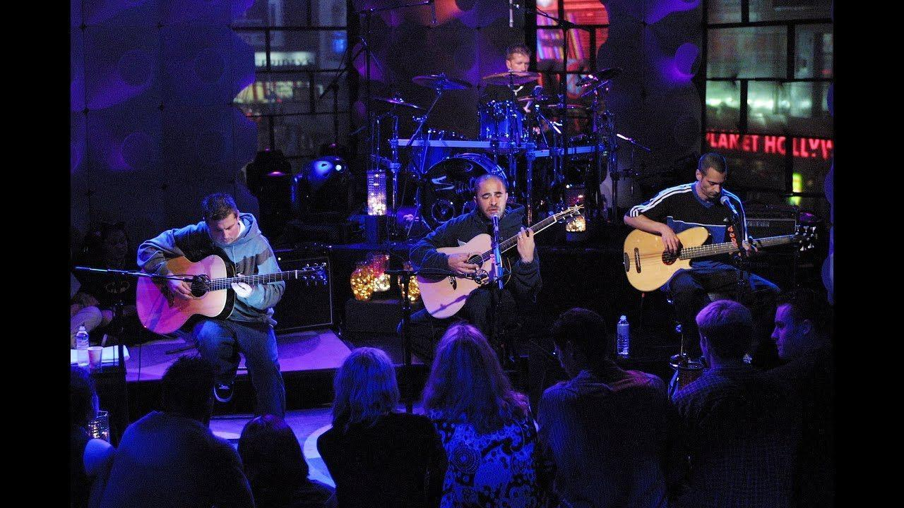 Super Concertul Staind MTV unplugged 2021 01 18