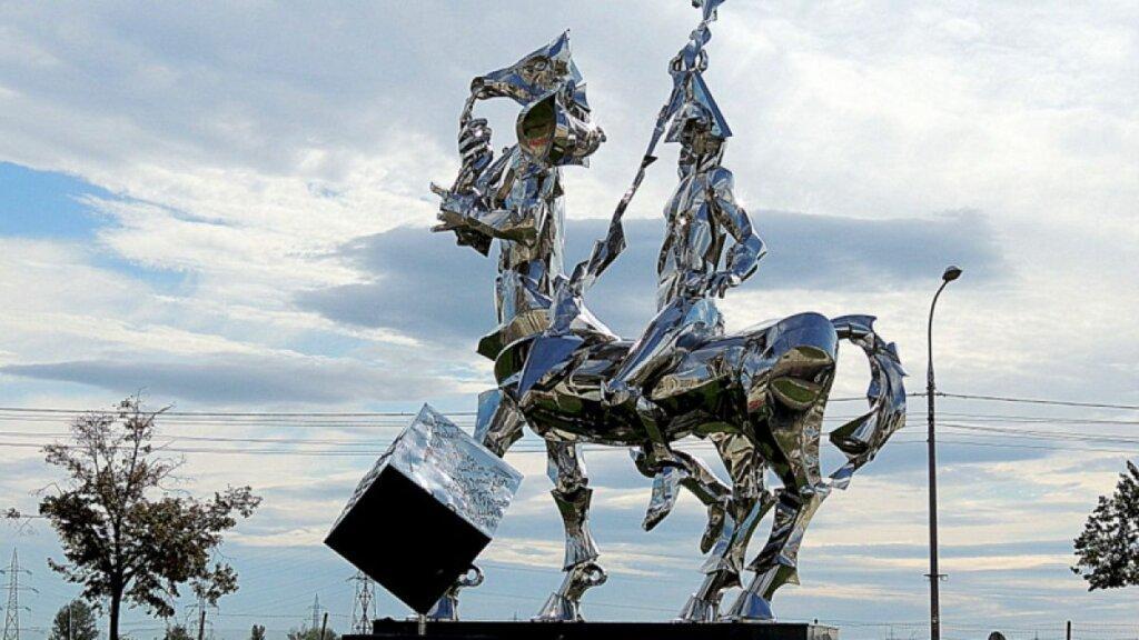 Statuie cinetica