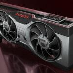 Super Tech Fan AMD placa video Radeon 6100XT