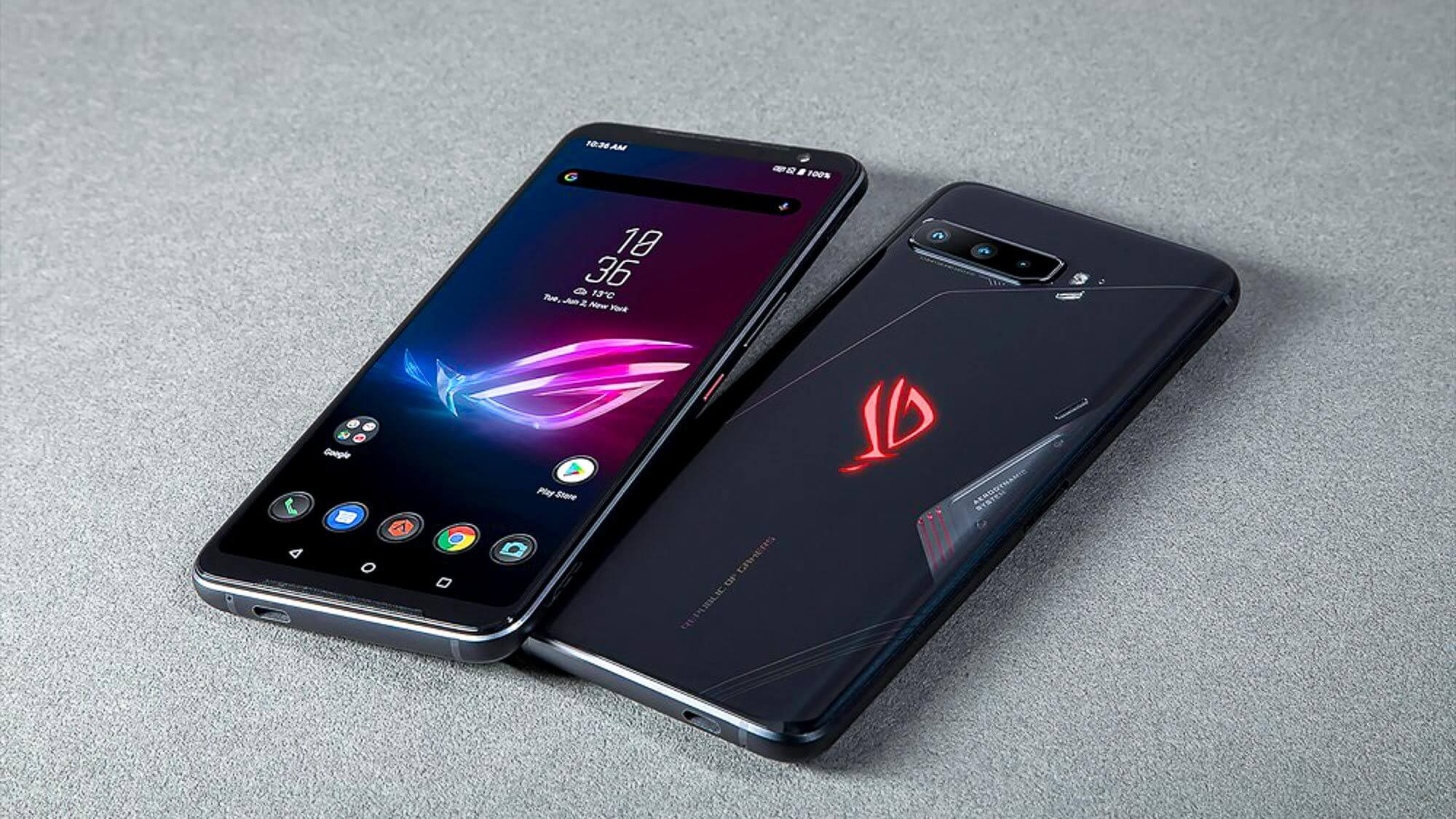 Super Tech Fan Asus Rog Phone 5