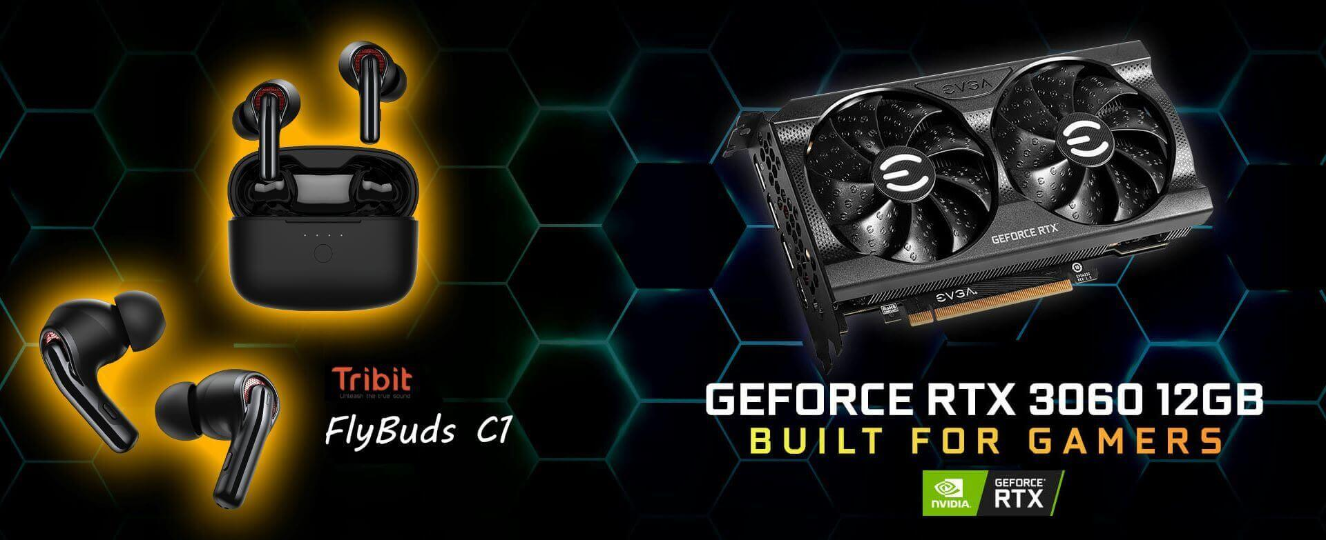 Super Tech Fan Geforce RTX 3060
