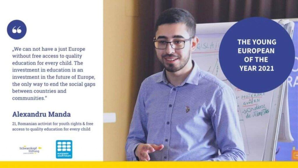 SuperSonic Radio - Tânăr din România, premiat în Europa