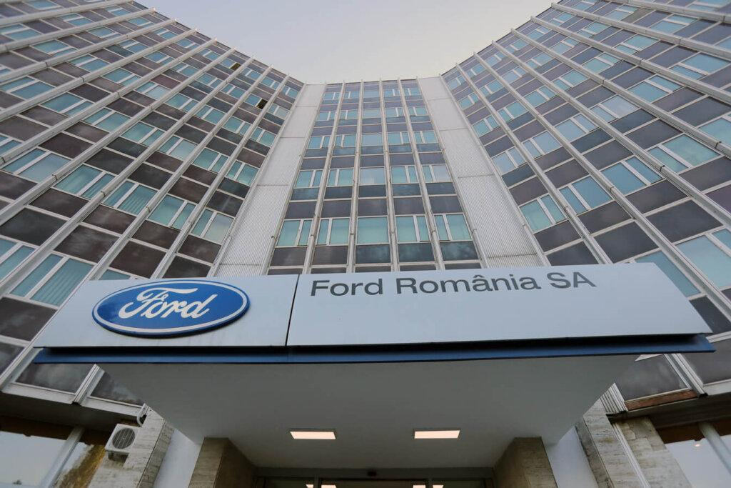 SuperSonic Radio - Ford a anunțat producerea unei mașini electrice la Craiova
