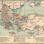 Harta Imperiul Bizantin
