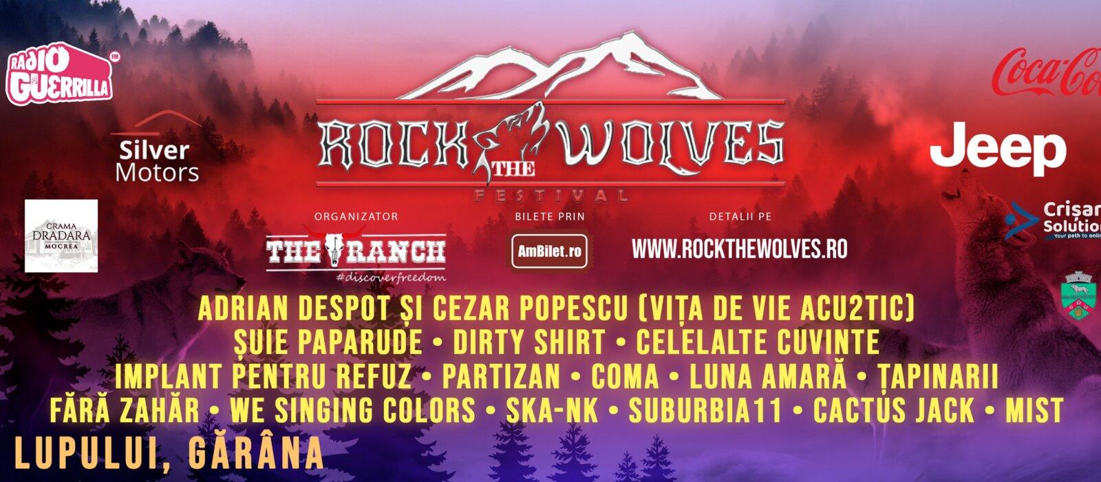 Rock the Wolves 2021