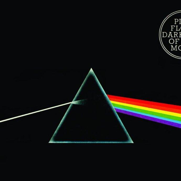 Star Album The Dark Side of the Moon Pink Floyd