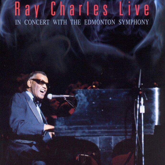 Super Concert Ray Charles Edmonton Canada