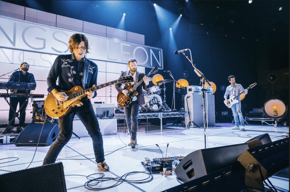 """SuperSonic Radio - """"Kings Of Leon"""" anunță un turneu național în SUA, începând din luna august"""
