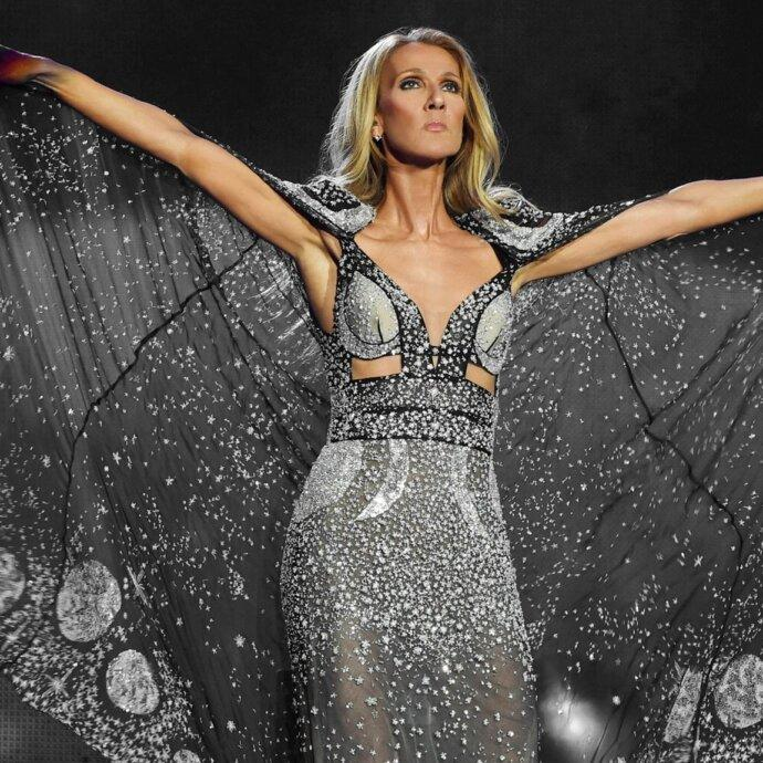 Star Agenda Celine Dion