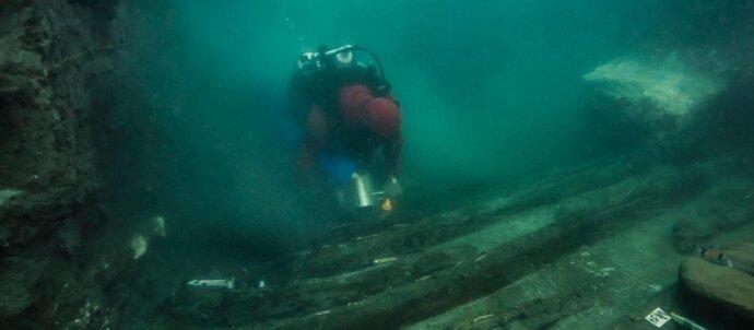 SuperSonic Radio - Descoperire importantă în oraşul scufundat Thonis-Heracleion din Egipt