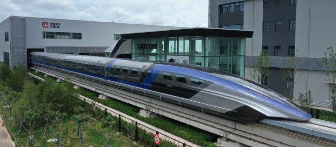 SuperSonic Radio - China a lansat cel mai rapid tren din lume