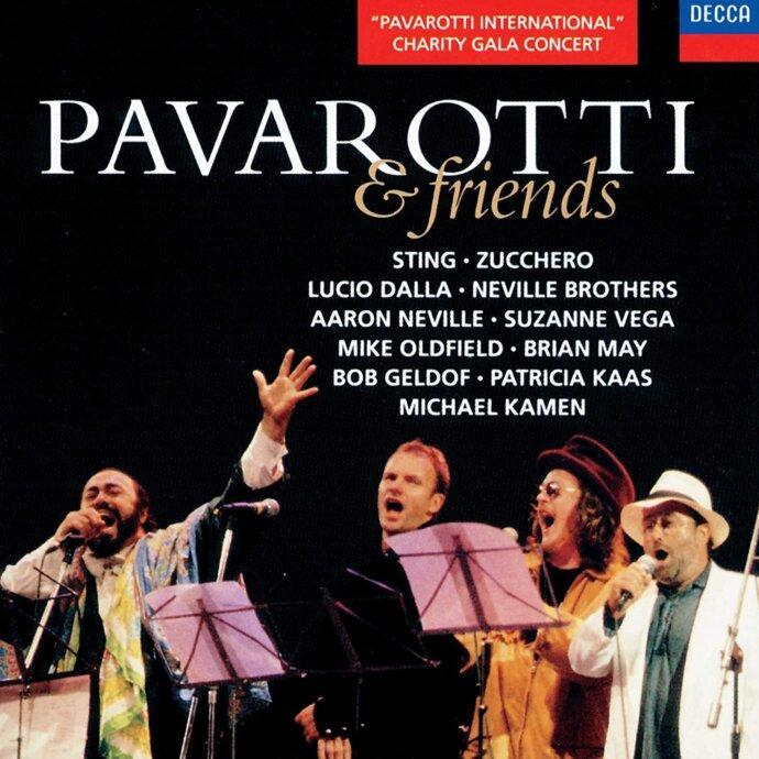 Super Concert Pavarotti Friends