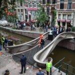 SuperSonic Radio - Amsterdam: S-a inaugurat un pod imprimat 3D