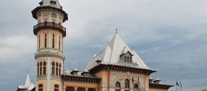 Buzau Town Hall edit