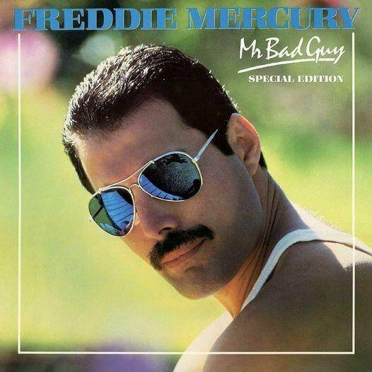 Star Album Freddie Mercury Mr. Bad Guy