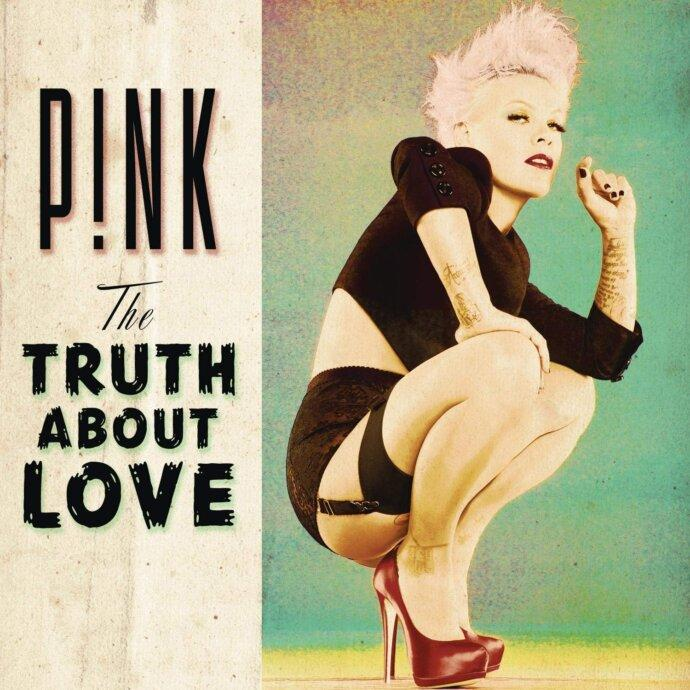 """Star Album Pink """"The Truth About Love"""