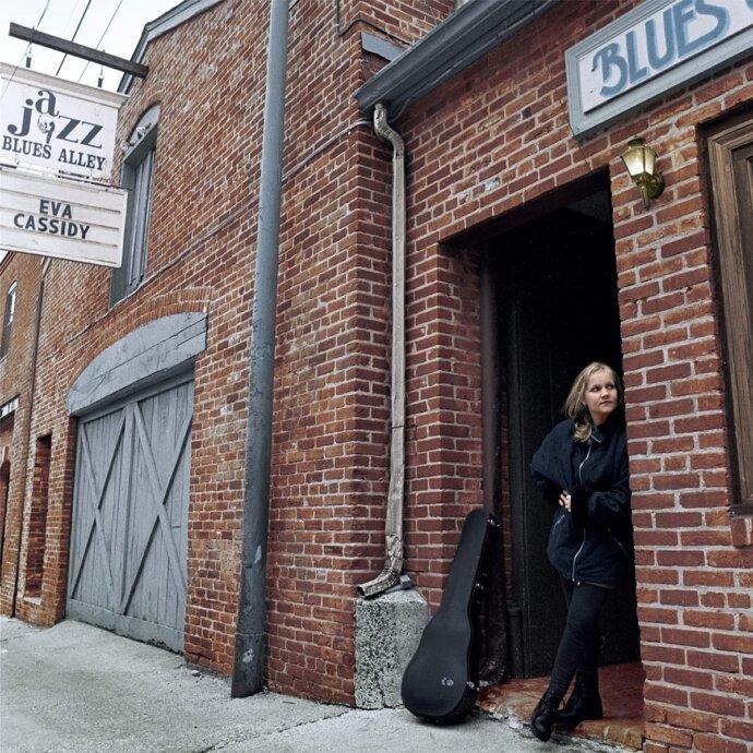 """Super Concert Eva Cassidy """"Live at Blues Alley"""