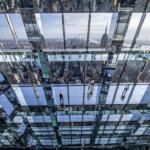 SuperSonic Radio - New York: Senzația de a pluti în aer este dată de noua instalație de artă de la Kenzo Digital